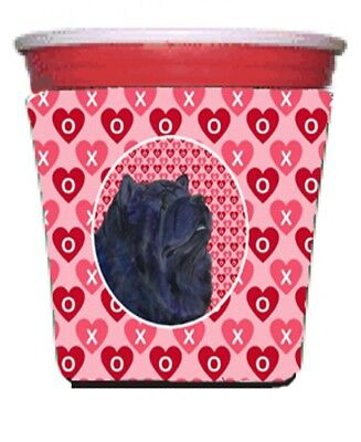 Carolines Treasures SS4501RSC Chow Chow Red Solo Cup bottle sleeve Hugger