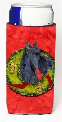 Carolines Treasures SS4216MUK Scottish Terrier Cristmas Wreath Michelob Ultra