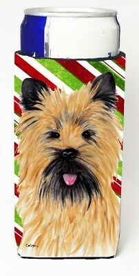 Carolines Treasures SC9335MUK Cairn Terrier Candy Cane Holiday Christmas
