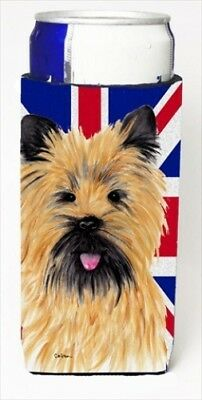Carolines Treasures SC9832MUK Cairn Terrier With English Union Jack British