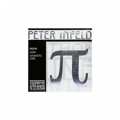 Thomastik Peter Infeld 4/4 Size Violin Strings 4/4 Size Gold E String. Delivery