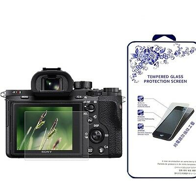 Ballistic Tempered Glass Screen Protector For Sony RX100/A7M2/A7R/A7R2