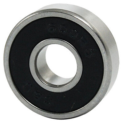 608RS 8mm x 22mm x 7mm Shielded Deep Groove Ball Bearing