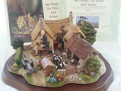 lilliput lane we plough the fields and scatter