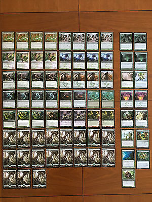 Mtg - Modern Deck - Mono Green Stompy - Magic