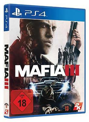 Mafia 3  PS-4  (AT Day 1); (Neu,OVP)