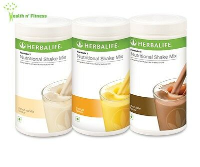 Herbalife Formula 1 Healthy Nutritional Shake Mix - Free Shipping- Fresh Stock