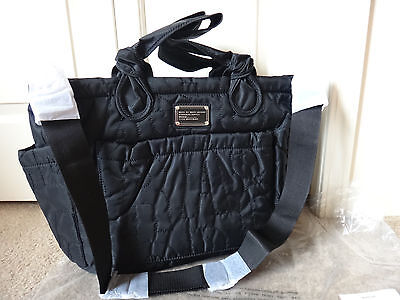 Marc by Marc Jacobs Eliza Nylon Baby Tote - Black - $298 New with tags