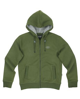 Official Land Rover Merchandise Men's Zip Up Hoodie