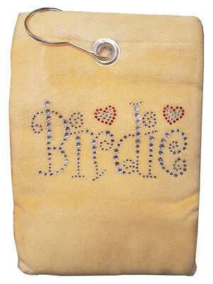 Navika Bling Birdie Towel Yellow