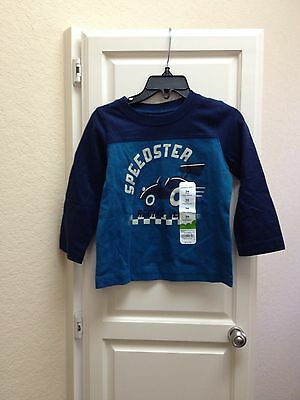 Jumping Beans 24 Months Long Sleeve Shirt New With Tags Retails For $12.00