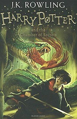 Harry Potter and the Chamber of Secrets - Book by J. K Rowling (Paperback, 2014)