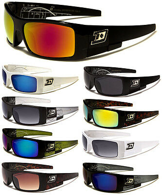 New Polarized Mens Colored Mirrored Cycling Sport Golfing Fishing Sunglasses
