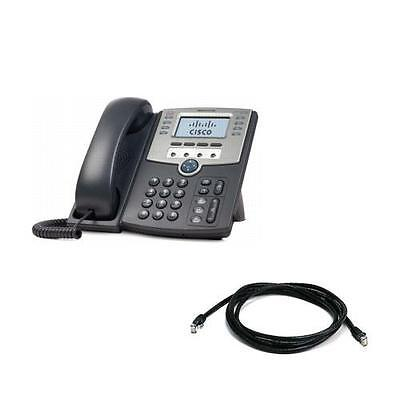 Cisco 12-Line IP Phone in Black - SPA509G