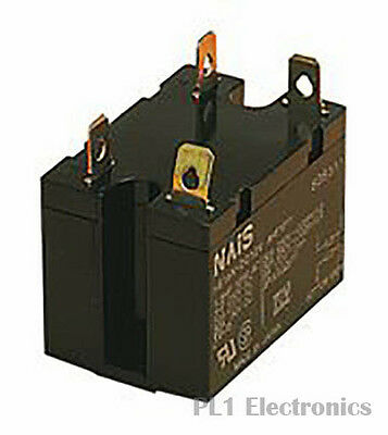 PANASONIC ELECTRIC WORKS HE1AN24 Relais, HE Serie, Power, Selbsthaltendes, SP