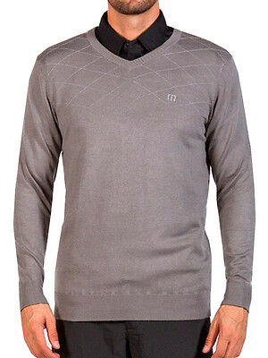 Travis Mathew Stone Sweater - Quiet Shade