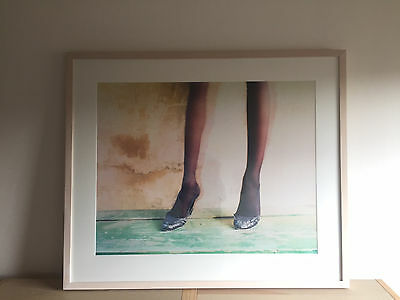 Framed 'shoes' photograph by Tom Ramsay