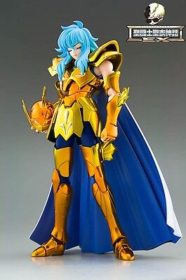 Metal Club Saint Seiya Myth Gold Cloth EX 2.0 Pisces Aphrodite Figure SH105