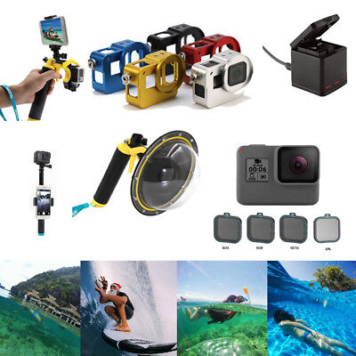 GoPro Hero 5 Underwater GoPro Dome and other Accessories