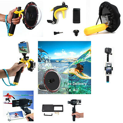 GoPro Hero 4/3/3+ Underwater GoPro Dome and other Accessories AU Seller