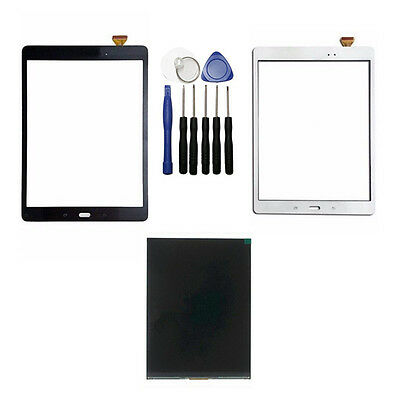 "for Samsung Galaxy Tab A 9.7"" SM-T550 SM-T555 LCD Display+Touch Screen Digitizer"