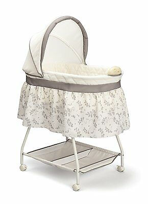 Baby Cribs And Bassinets For Girls Boys Cradles Newborn Nursery Moses Furniture