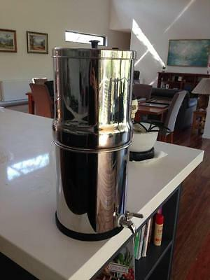 Berkey Stainless Steel Water Filter Aud 250 00 Picclick Au