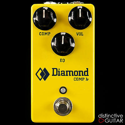 New Diamond Effects Cpr Compressor Comp Jr - Ultra Low Noise - Studio Grade Eq
