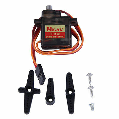 9g Digital Micro Servo Motor Metal Gear For RC Helicopter Car Airplane P6
