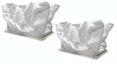 Aqua Products Economy Universal Replacement Filter Bag - 2 Pack