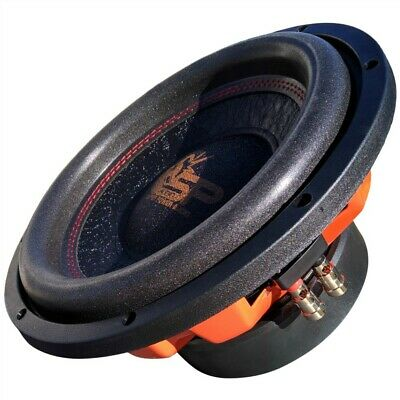 "Subwoofer Boss D10F Da 800 Watt Max 10"" 25 Cm Ultra Slim 4 Ohm 250 Mm Spl Auto"