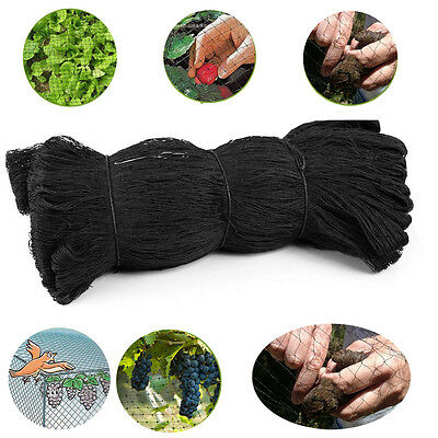 Strong 25' X 50' Net Netting For Bird Rabbit and Beasts Poultry Aviary Game Pens
