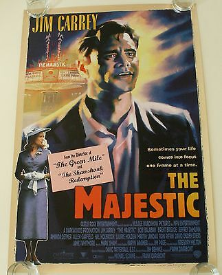 The Majestic Ds Movie Poster One Sheet New Authentic