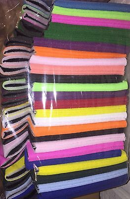 25 Blank FOLDABLE Can Coozies Beer Cooler Foam Wedding/Party Wholesale Lot MIX