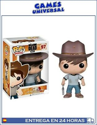 Funko Pop The Walking Dead Carl