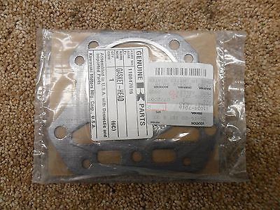 KAWASAKI HEAD GASKET, p/n 110047016 or 11004-7016, FH541V, FH580V, GENUINE OEM
