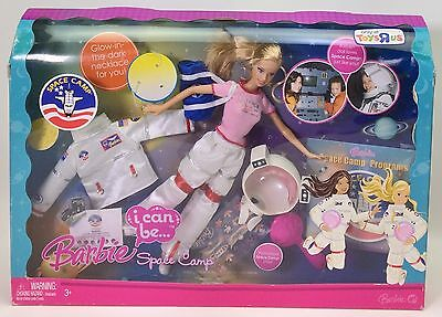 Barbie I Can Be Space Camp Toys R Us Nrfb