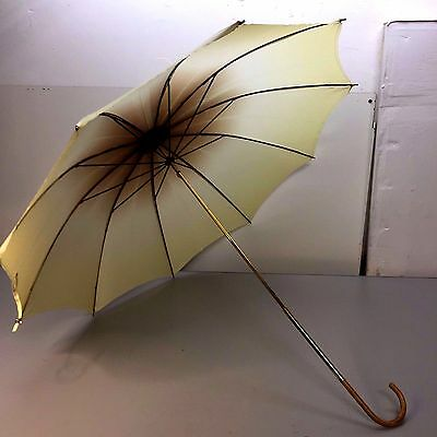 Vintage   Lafarge French Parasol Umbrella