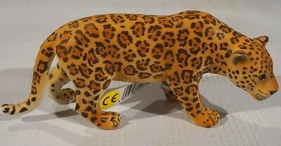 New Schleich Jaguar Toy Figure P/N: 14359