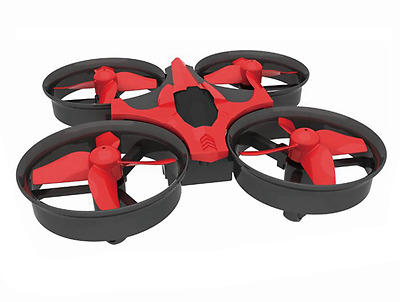 RC Drone Quadcopter Mini Remote Control Red Fyling Toy Helicopter Kids Toys Gift