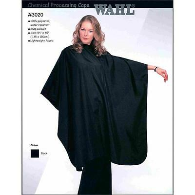 Wahl Chemical Resistant Hairdressing Cape 3020