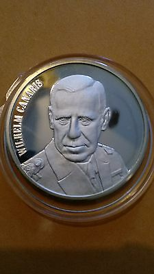 Winhelm Canaris .999 Silver Proof Coin