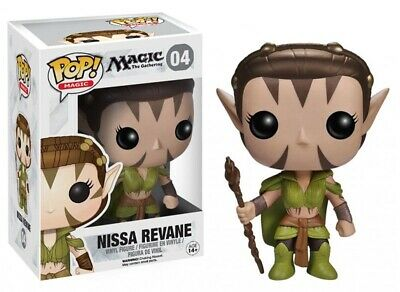 Funko POP! - Magic the Gathering - Nissa Revane Figur