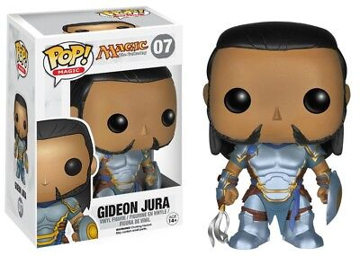 Funko POP! - Magic the Gathering - Gideon Jura Figur