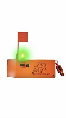 NEW Planer Board for Offshore Fishing. Reflective Strike Flag Kit Included!