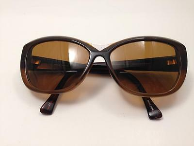 4531726588a87 Kirkland Signature RX Sunglasses KS 401 Brown Plastic Frame 56-15-140mm