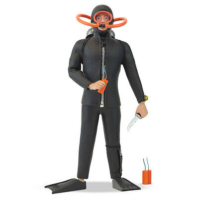 Action Man 50th Anniversary Scuba Diver Figure