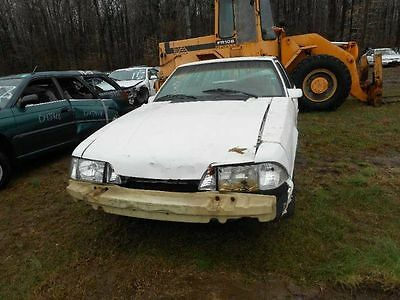 92 Ford Mustang Engine 2.3L (Vin A 8Th Digit)
