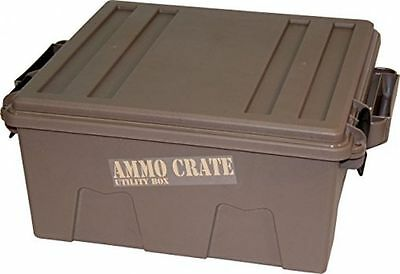 MTM Hunting Fishing Sport Ammo Crate Utility Organizer Container Storage Box