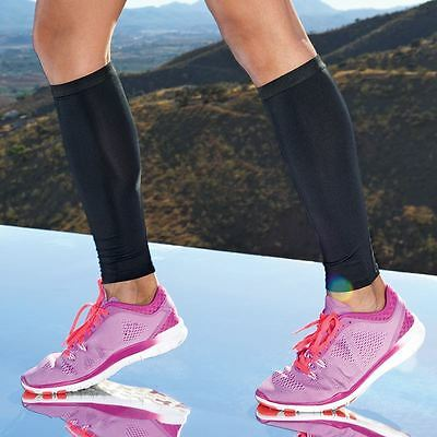Compression Socks Calf Sleeve Leg Support Running Exercise Sports Mens Ladies